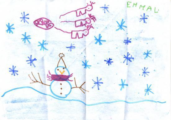 Emma L - 5 ans